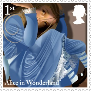 (Source:https://postalheritage.wordpress.com/2015/01/06/new-stamps-alice-in-wonderland/)